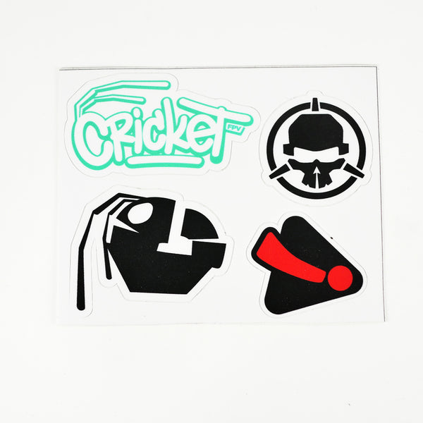Rotor Riot Stickers
