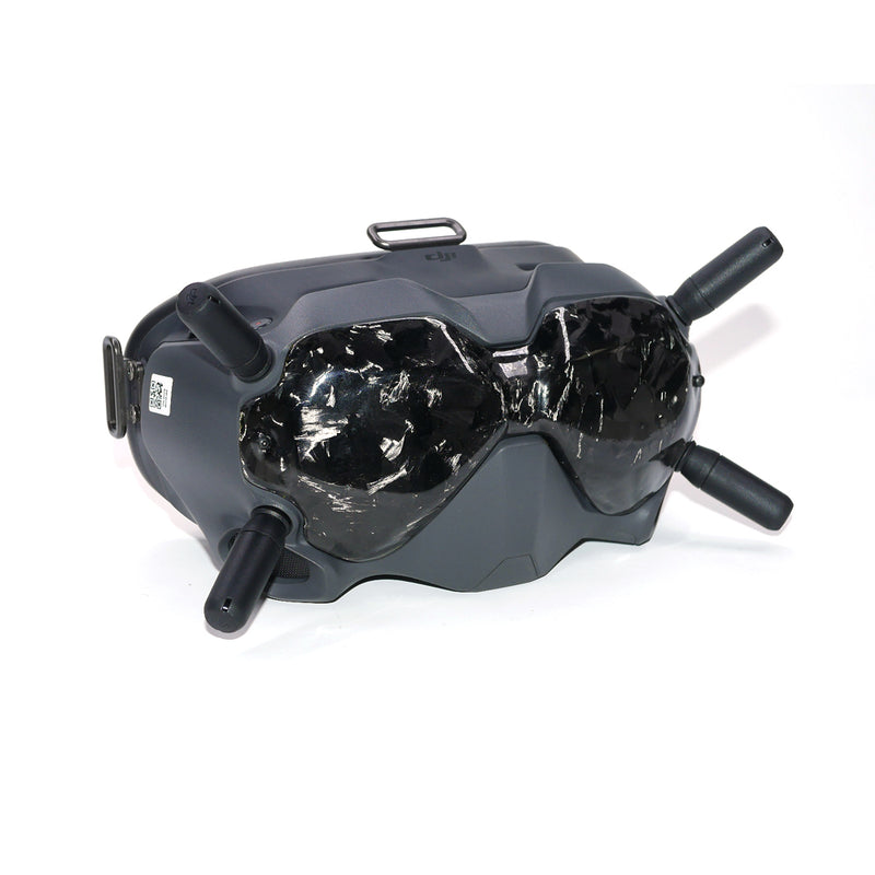 Carbon Fiber Faceplate for DJI Goggles