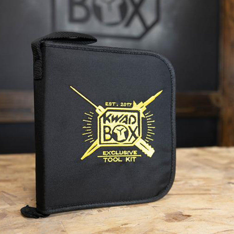 Kwad Box Tool Pouch