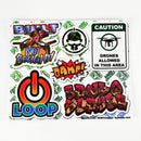 Power Loop Sticker Sheet