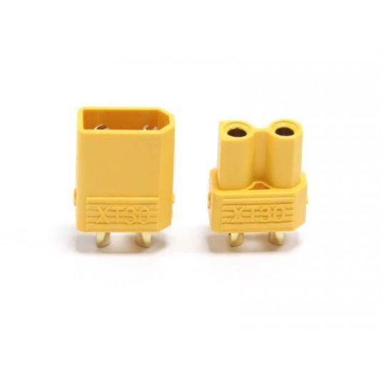 XT30 Connector Male and Female Pair