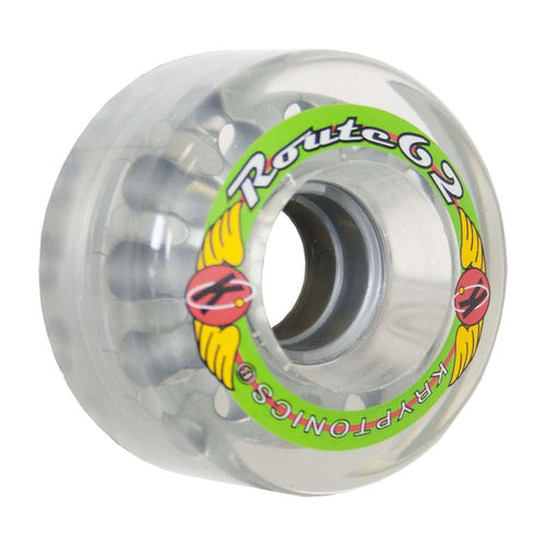 "KRYPTONICS ""ROUTE"" 62MM 78A CLEAR (1 UNIT)"