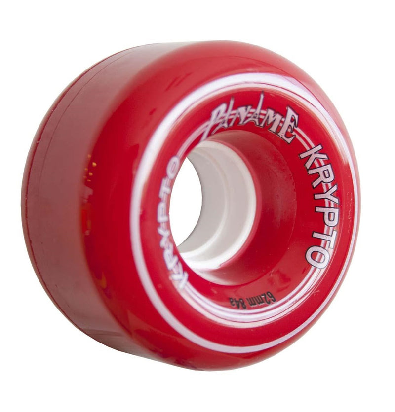 "KRYPTONICS ""PANAME"" 62MM 84A RED (1 UNIT)"