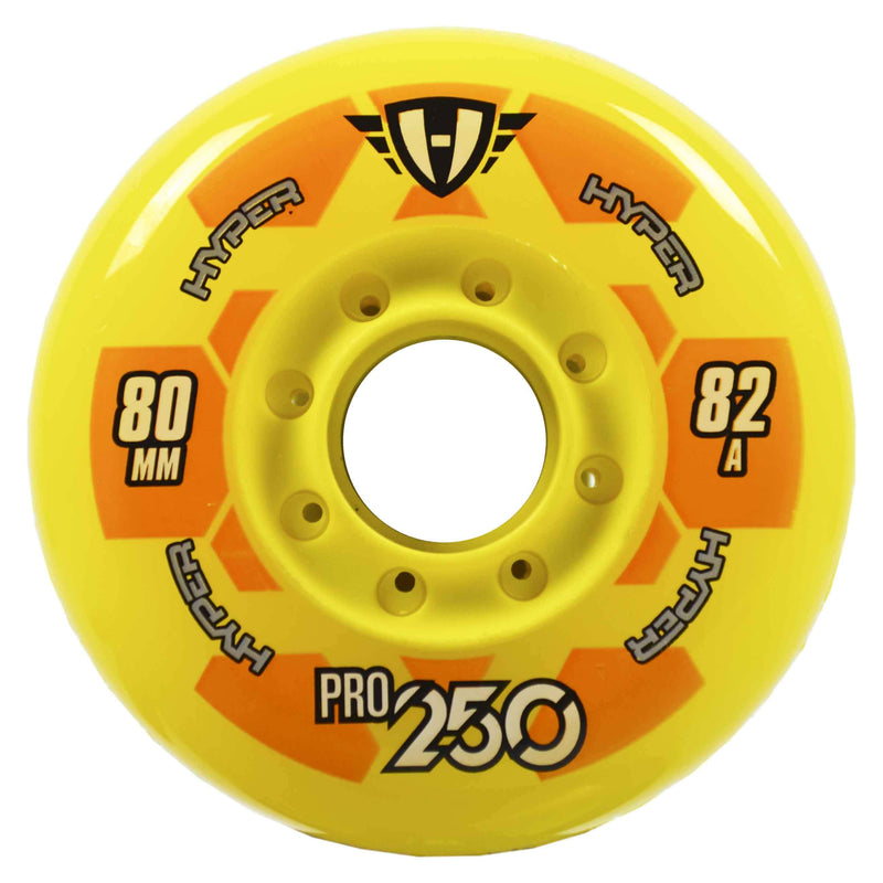 Hyper Pro 250 Yellow (4 wheels)