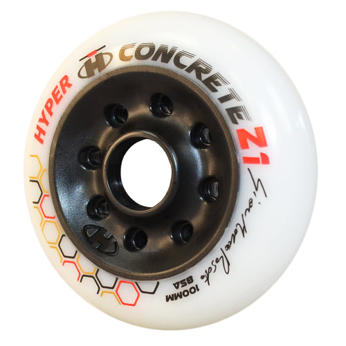 Hyper Concrete Z1 Rosato 100MM 85A (2 wheels)
