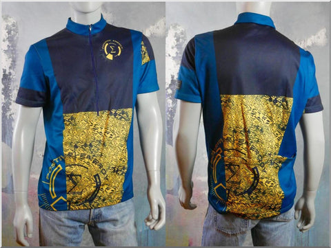 Bike Jersey: Size 42 to 44 - DownShifting Vintage Menswear