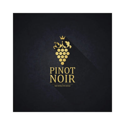 Pinot Noir Golden Grape Labels (PK50)