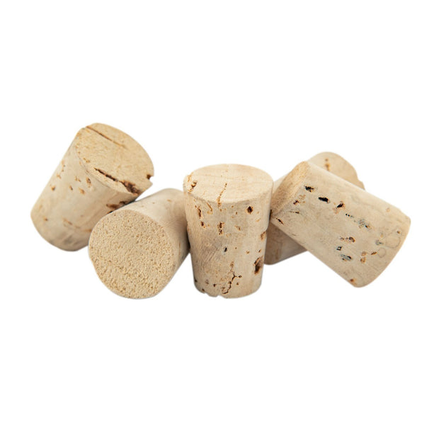 Tapered Cork 22x17x13  #5 (PK100)