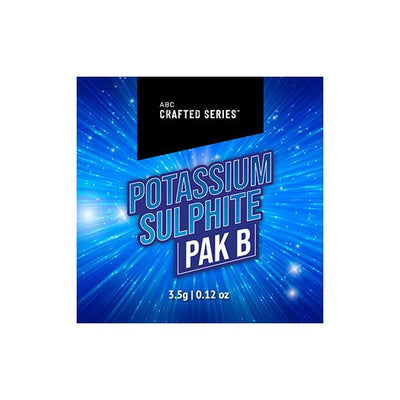 ABC Crafted Series | Add Pack Potassium Sulphite Pak B (EA)