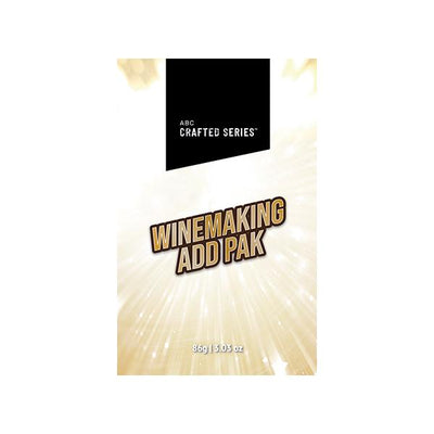 ABC Crafted Series | Add Pack Complete for Winemaking Kits (EA)