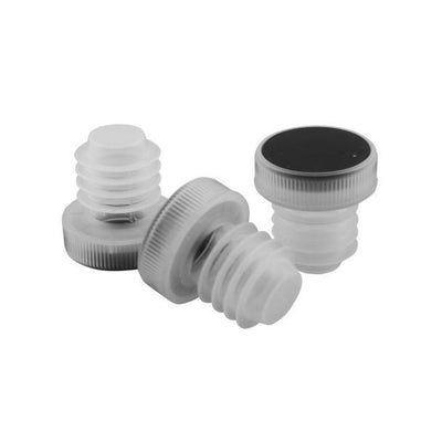 Plastic Reusable T Stopper (PK100)