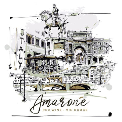 Amarone Florence Piazza (PK50)