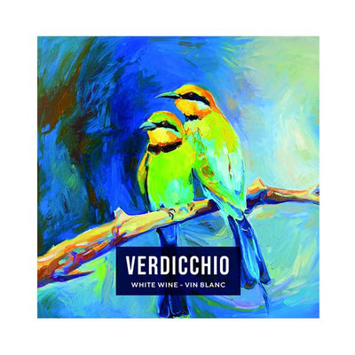 Verdicchio Blue Tailed Bee Eaters, Song Birds (PK50)