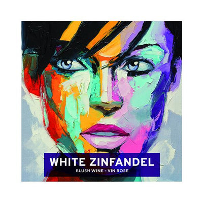 White Zinfandel Colorful Emotions (PK50)
