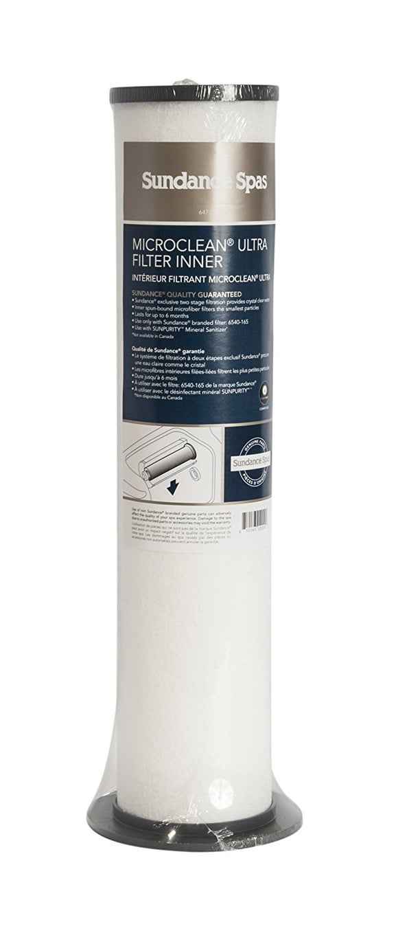 Sundance Spas Microclean Ultra 6473-164 Inner Filter Cartridge