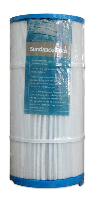 Sundance Spas 6540-490 Replacement Cartridge 125 Square Foot Pleated Filter