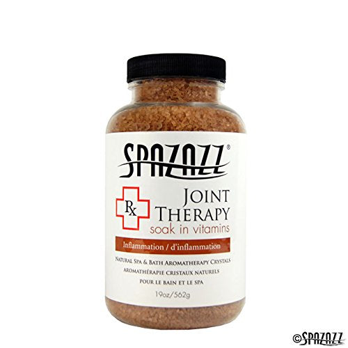 Spazazz Joint Therapy RX Collection Inflammation Bath Crystals - 19 oz