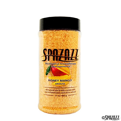Spazazz Honey Mango - HotTubPoolStore