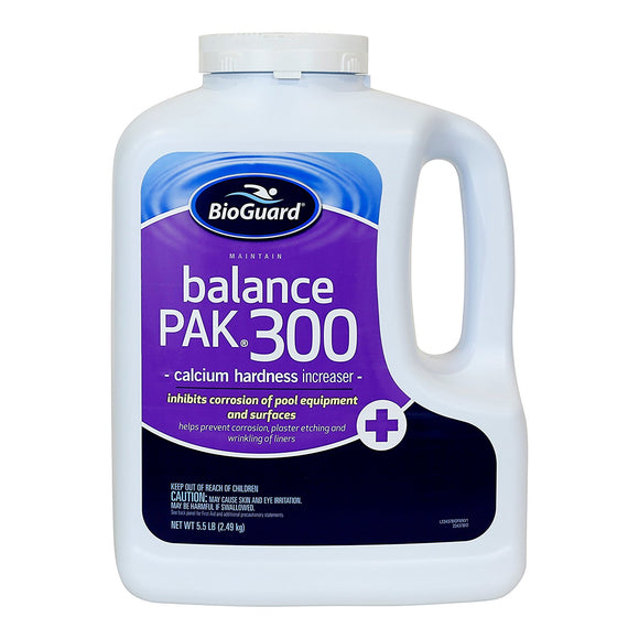 BioGuard Balance Pak 300 Calcium Hardness Increases - 5.5 lb