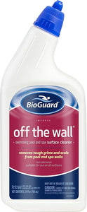 BioGuard Off the Wall Swimming Pool and Spa Surface Cleaner - 24 oz