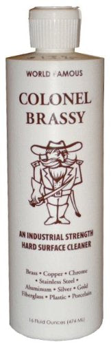 Colonel Brassy Surface Cleaner