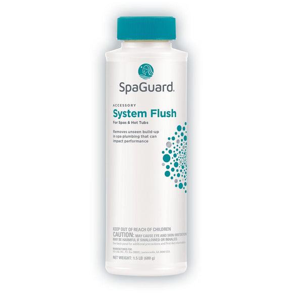 SpaGuard System Flush for Spas and Hot Tubs - 24 oz