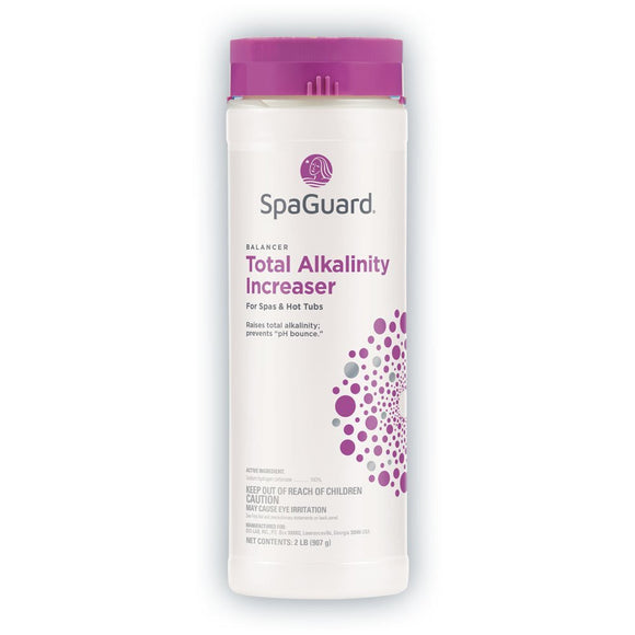 SpaGuard Balancer Spa Total Alkalinity Increaser - 2 Lb