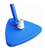 PoolStyle Vinyl Pool Triangular Vacuum Head