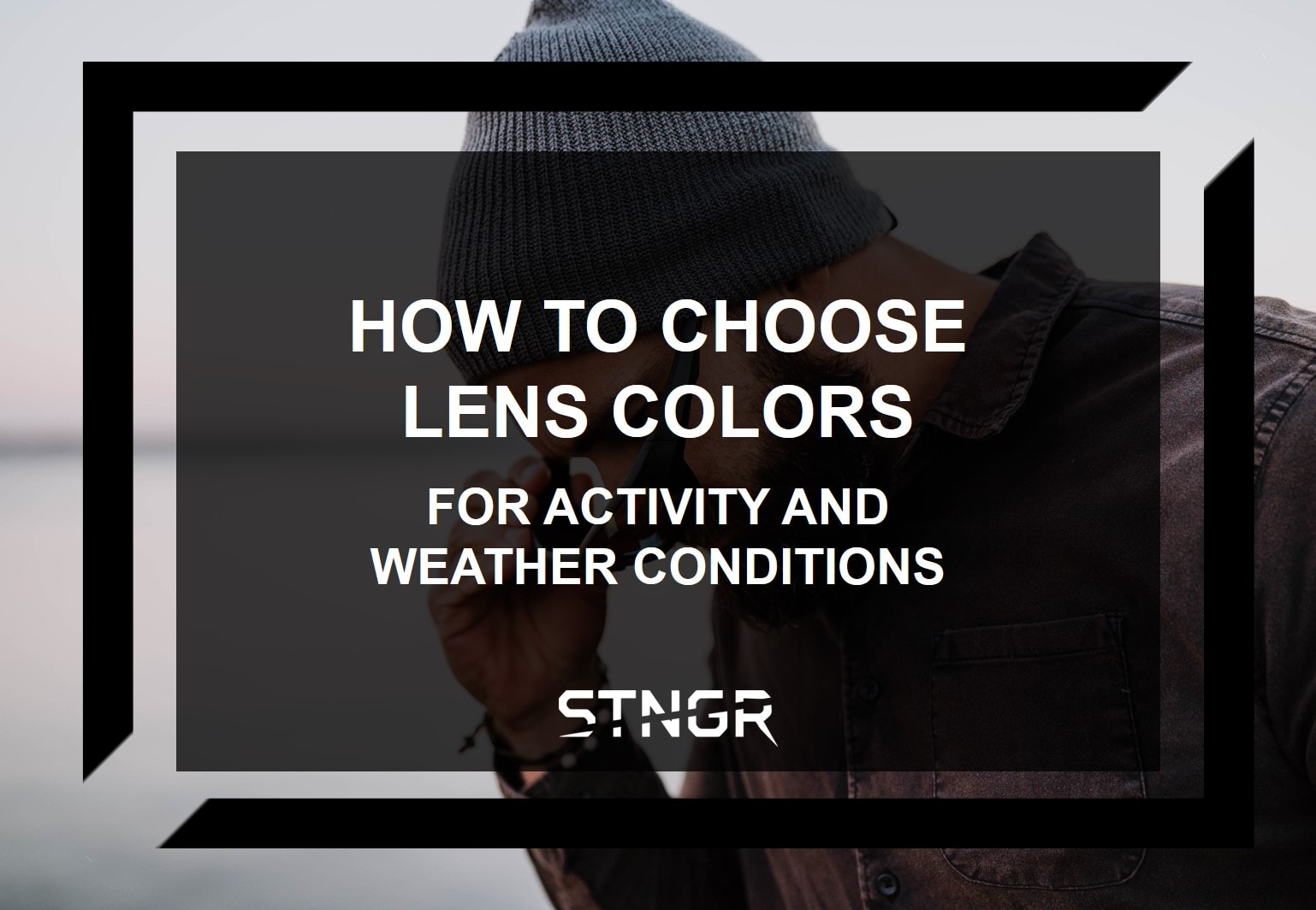 How to Choose Lens Colors for Activity and Weather Conditions