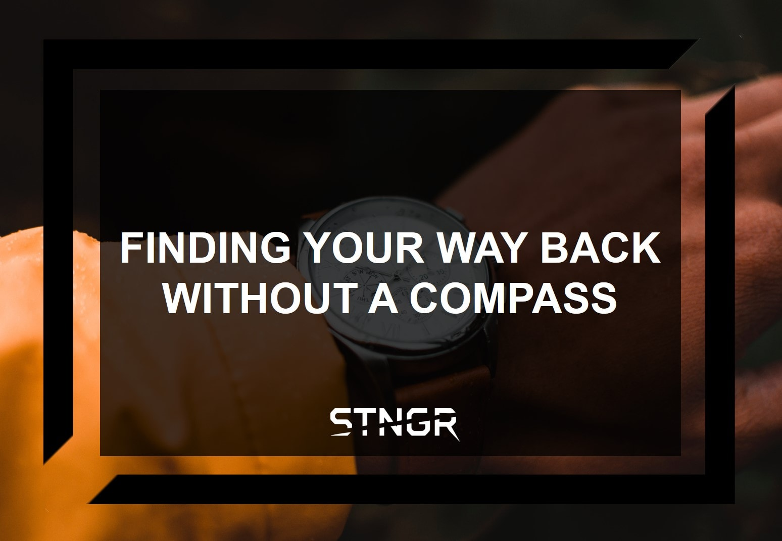 Finding Your Way Back Without a Compass