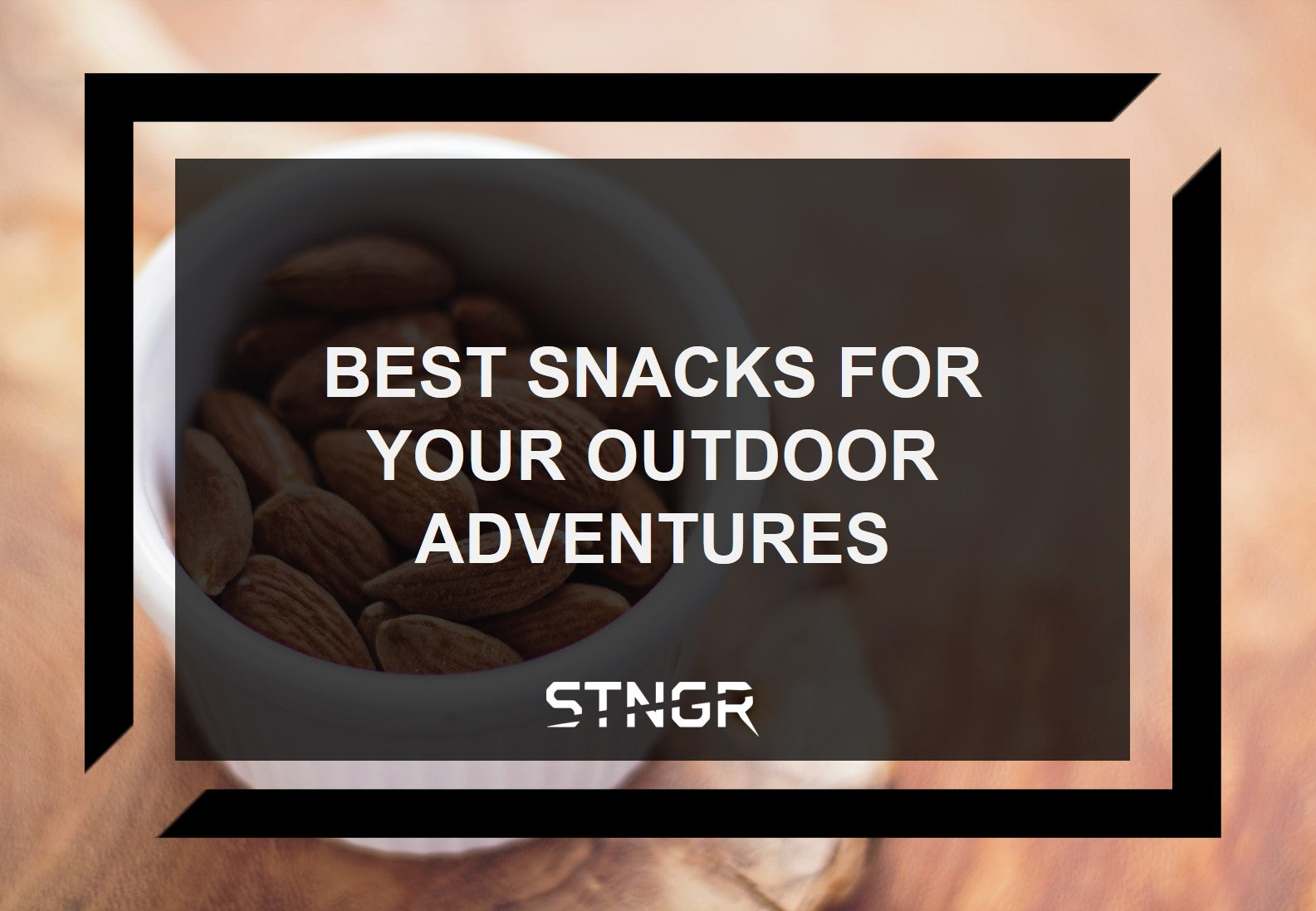 Best Snacks for Your Outdoor Adventures