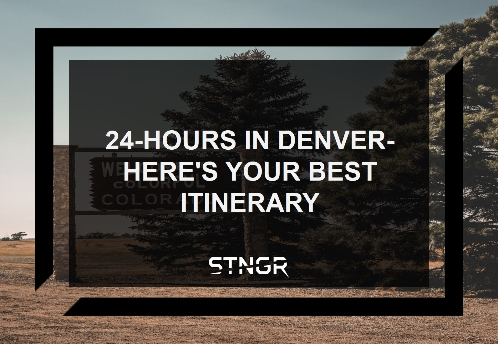 24-Hours in Denver-Here's Your Best Itinerary