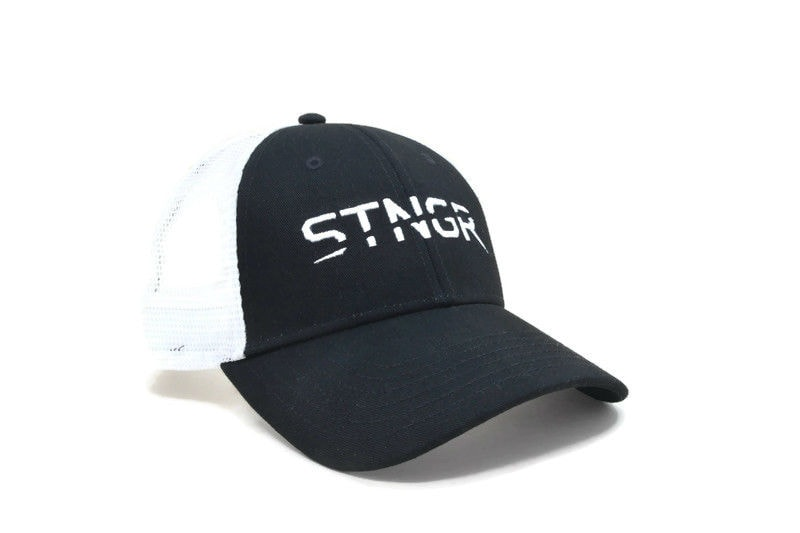 STNGR Mid Crown Trucker Hat