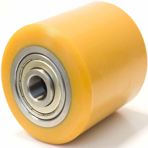 Polyurethane Tandem Load Roller Wheel 85mm x 75mm x 17mm LWE160 BT Toyota 252540 - Pallet Trucks Direct