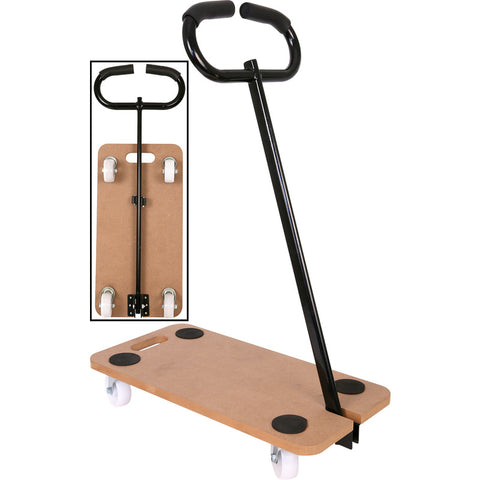 54166 Roughneck 200kg Dolly With Handle - Pallet Trucks Direct