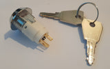 982300 Logitrans Ignition Key Switch - Pallet Trucks Direct