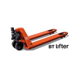 BT Rolatruc Toyota LHM230WS - 520mm x 1150mm Wet Specification Pallet Truck - Pallet Trucks Direct