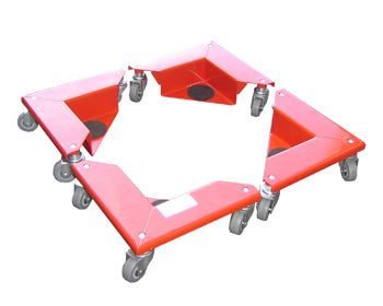 Corner Skate Set - Pallet Trucks Direct