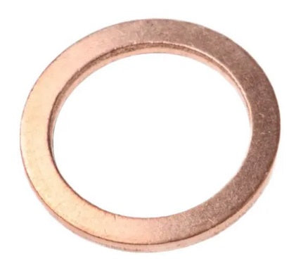 Copper Washer 28mm x 22mm GS25 Premium Pramac G096006 - Pallet Trucks Direct