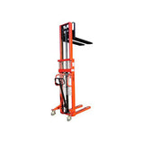 Lift Mate KI1000 - 2500mm Lift Height Manual Wrap Over Pallet Stacker - Pallet Trucks Direct