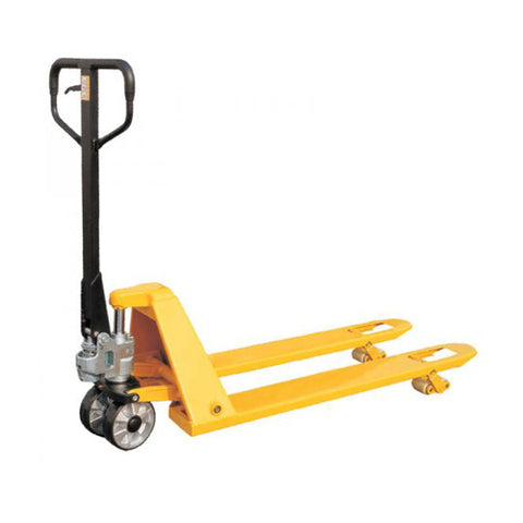 Low Profile Hand Pallet Trucks - Pallet Trucks Direct