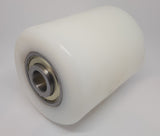107TA2928 BT Toyota 167600 Nylon Load Roller Wheel 82mm x 98mm x 17mm - Pallet Trucks Direct
