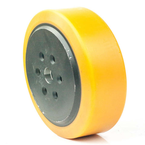 Polyurethane 254mm x 70mm Drive Wheel MP20X Yale - Pallet Trucks Direct