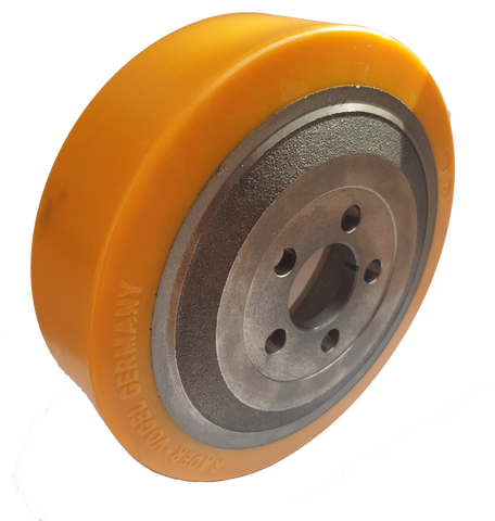 Polyurethane Drive Wheel 230mm LWE160 BT Toyota 239003 - Pallet Trucks Direct