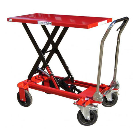 Lift Mate TXL200 Single Scissor 200kg Lift Table - Pallet Trucks Direct