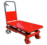 300kg Single Scissor Lift Table - Pallet Trucks Direct