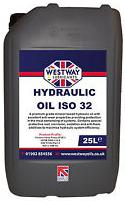 25 Litres of Hydraulic Oil ISO 32 - Pallet Trucks Direct