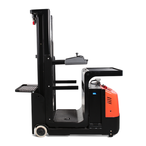 EP JX1 High Level Order Picker - Pallet Trucks Direct