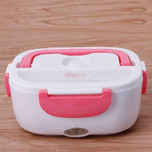 trendyholo.com as shown 2 Electric Heating Lunch Box