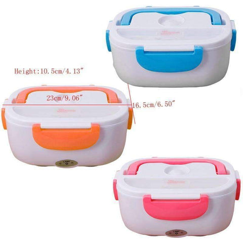 Image of trendyholo.com as shown Electric Heating Lunch Box
